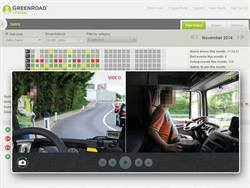 The GreenRoad video solution can associate captured footage with driving behavior data for individual safety events, providing information about how external and behavioral factors contributed to the outcome, company officials said.