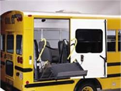 Ricon Corp.'s KlearVue Series wheelchair lifts are designed for trouble-free servicing and maintenance