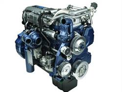 Navistar's  MaxxForce  DT diesel engine