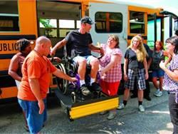 South Carolina District Refines Special-Needs Bus Evacuation