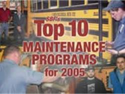<i>SBF</i>'s Top 10 Maintenance Programs for 2005