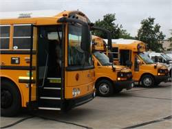 Missouri school district awarded for CNG fleet