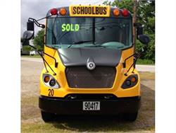 Bedford City School District acquired three of Lion's Type C school buses through Bobby's Truck And Bus Repair.