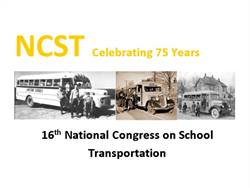 Updates unveiled for 2015 National Congress on School Transportation