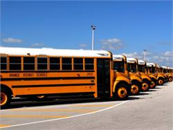 Orange County (Fla.) Public Schools' entire bus fleet is now powered by B20 biodiesel.