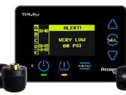 Tire pressure management system