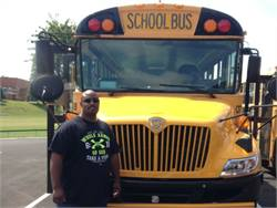 As an eighth grader, Quinton Higgins escaped from the fiery Carrollton, Kentucky, bus crash that killed 27 people. Now he's a school bus driver.