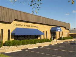 Central States Bus Sales is headquartered in Fenton, Mo., and serves five Midwestern states: Arkansas, Kentucky, Missouri, Illinois and Tennessee. The company has been a dealer for Blue Bird since 1975.