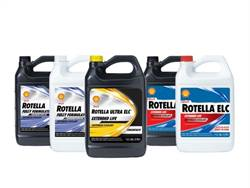 Shell Rotella Ultra ELC coolant