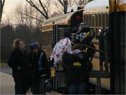 Genesee Intermediate School District's (GISD) transportation consortiums bus special-needs and career/technical-education students in 21 school districts. The district is based in Flint, Mich.