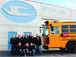 The Bryson headquarters in Centerville houses the parts, service and sales departments and serves Utah, Nevada and Idaho.