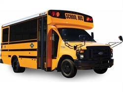 Collins Bus Corp. launches new CNG Type A school bus