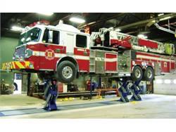 EFX90 heavy-duty inground scissor lift