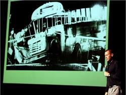 Carrollton bus crash survivor points to the positives