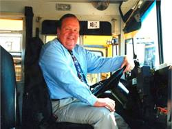 2011: Kevin Clifford received SBF's 44th Contractor of the Year award. Clifford is president of Huntington Coach Corp., based in Huntington Station, N.Y. He has converted several school districts to privatized transportation service — including the Manhasset School District in 2005. The company reports saving that district more than $1 million per year. To read more about Clifford's career, click here.
