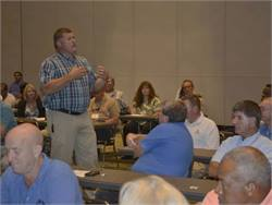 Southeastern conference covers driver training, emergency response