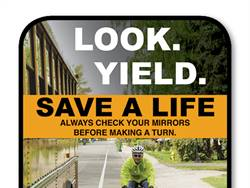 Salem-Keizer launches cyclist safety campaign, cuts idling by 60%