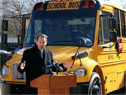 South Carolina updates aging fleet with 342 new buses