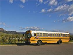 Use of clean fuels and updated pollution control measures in school buses can result in fewer student absences, according to a university study.