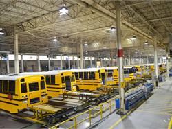 Virtual Tour: Thomas Built Buses plant expansion
