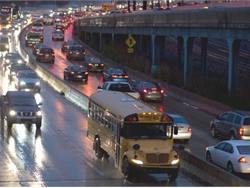 Traffic fatalities hit record low in '09