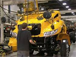 "An episode of ""How It's Made,"" shot at the IC Bus plant in Tulsa, Okla., explains key steps in the building of a school bus."
