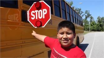 VIDEO: New school bus boarding procedure at North Carolina district, No. 3