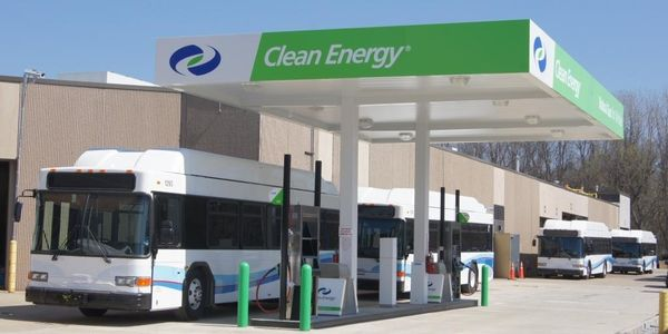 CNG offers fuel solution for business fleets