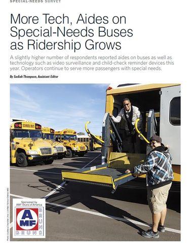Special-Needs Survey 2020