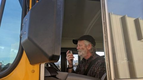 Proper etiquette is critical to seamless operation between dispatchers and drivers. Photo...