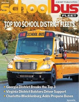 Top 100 School District Fleets of 2019