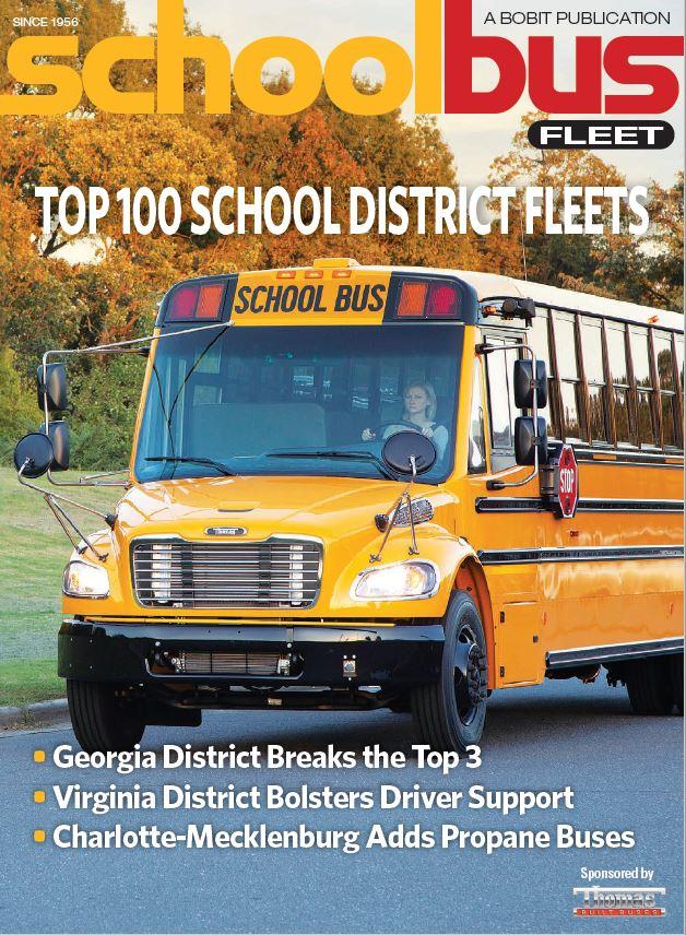 Top 100 School District Fleets of 2019
