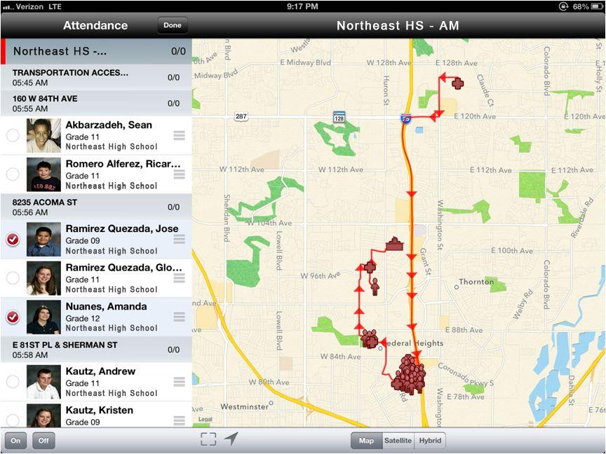 Apps, web tools help directors organize data, manage staff