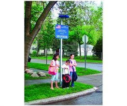 Corporate sponsorships will cover the total cost of installing and maintaining 50 solar-powered school bus stop lights in Taylor (Mich.) School District. Any excess revenue raised can be used for purposes that reduce fossil fuel consumption and operation costs.