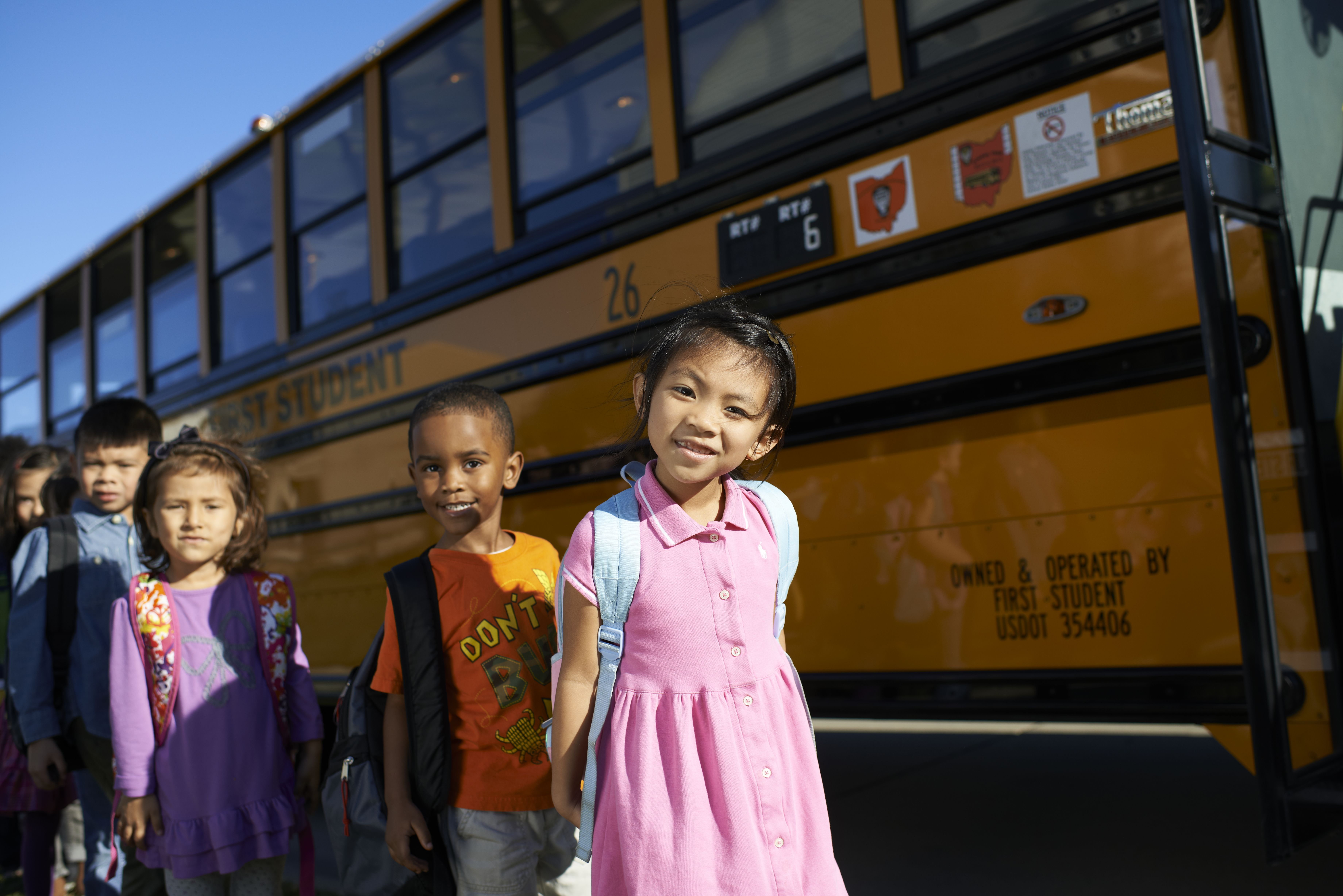 How Thomas, First Student are working toward a better bus