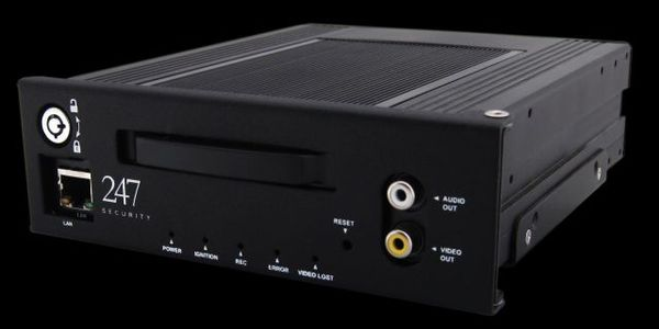 247Security's Zeus DVR operates with 50% less power consumption compared to other systems,...
