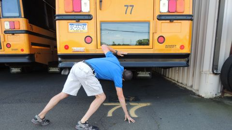 3 reasons for bus drivers to get fit, and how to get there