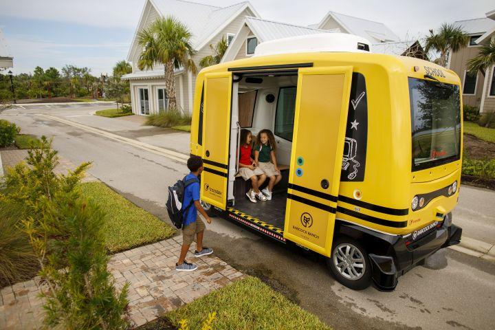 Pupil Transportation Experts Remain Open, Cautious as Autonomous Projects Advance