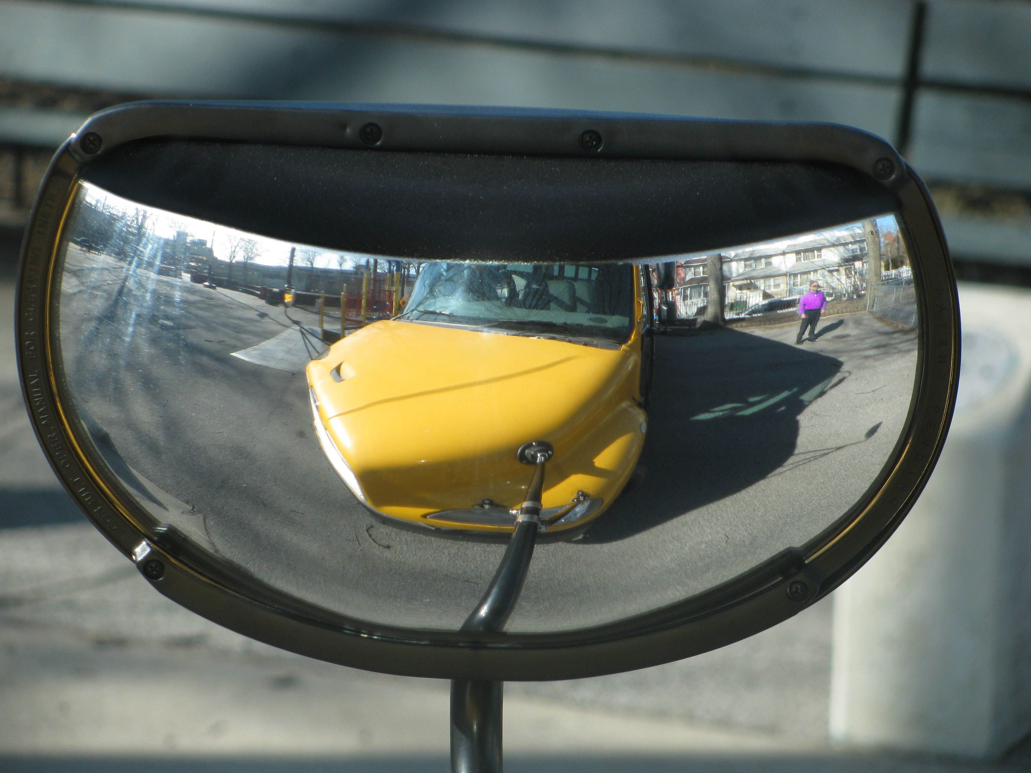 Eye-Max LP Cross View Mirror System