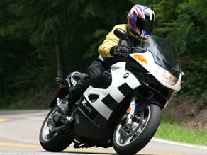 Larry Bannon, whose hobbies include riding motorcycles, has traveled extensively in Central and South America.