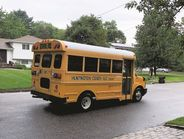 Adam Vahling, a self-proclaimed school bus enthusiast, snapped a photo of this 2007 General...