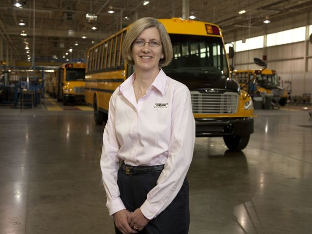 Thomas Built CEO sees permanent shifts in school bus market