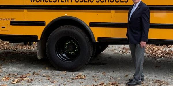 John Hennessey, the director of transportation for Worcester (Mass.) Public Schools, has been...