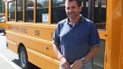 Karam, the director of transportation at Bethlehem Central School District in Delmar, N.Y., has...