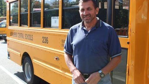 Karam, the director of transportation at Bethlehem Central School District in Delmar, N.Y., has...