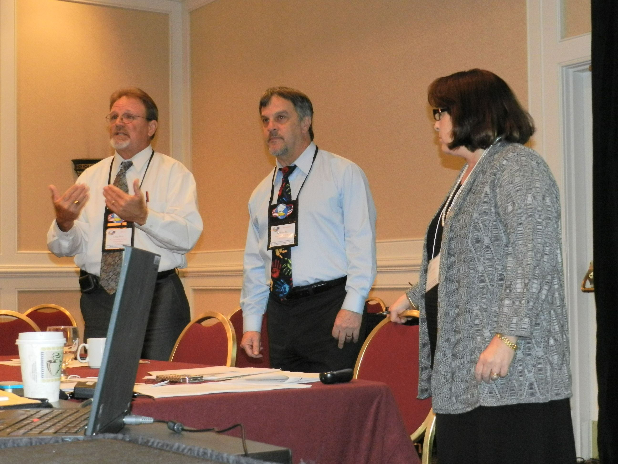 NASDPTS looks at ways to enhance training, service