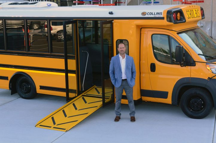 Q&A: Collins Bus Boss Sees More Analytics, Alt-Fuels Ahead