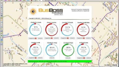 BusBoss now features the customizable SmartRoute Dashboard™, which alerts directors to different...