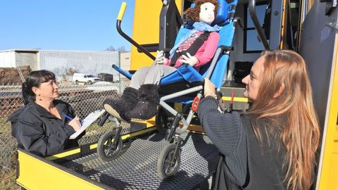 Special-Needs Testing Program for School Bus Staff Boosts Confidence, Safety