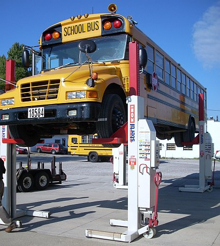11 Steps to Optimize Vehicle Lift Safety